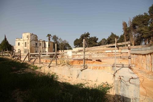 المحكمة العليا الاسرائيلية ترفض دعوى ضد الاستيلاء على منزل المفتي وفندق 'شبرد' بالقدس