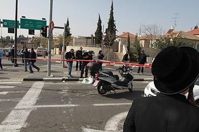 القدس المحتلة: إصابة مستوطن في باب العامود
