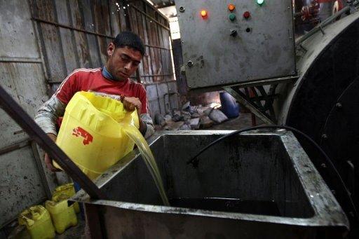 الامم المتحدة ترسل اربعة محولات كهرباء الى قطاع غزة