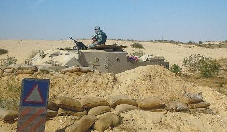 """""""هارتس"""": سيناء بعد الثورة مصدر قلق أمني لإسرائيل"""