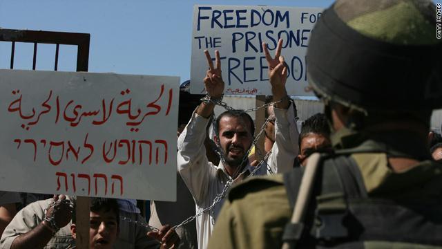 1600 اسير يبدأون  اضرابا غدا وقراقع يحذر من غياب التوافق