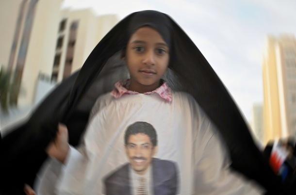 أمير مخول يتضامن مع الناشط البحريني المعتقل عبد الهادي خواجة