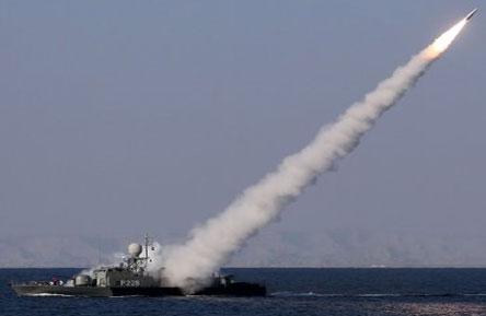 البنتاغون ينشر 430 صاروخا مجنحا بالقرب من الساحل الايراني