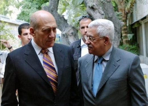 اولمرت: اميركيون يمينيون صرفوا ملايين الدولارات لاحباط اتفاق سلام اسرائيلي-فلسطيني