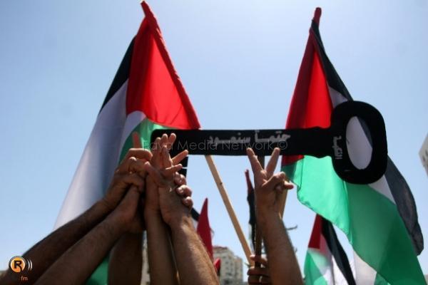 تعزيزا لمعركة الاسرى: توجه فلسطيني نحو اعلان الاضراب العام في الوطن والشتات في الذكرى  ال64 للنكبة