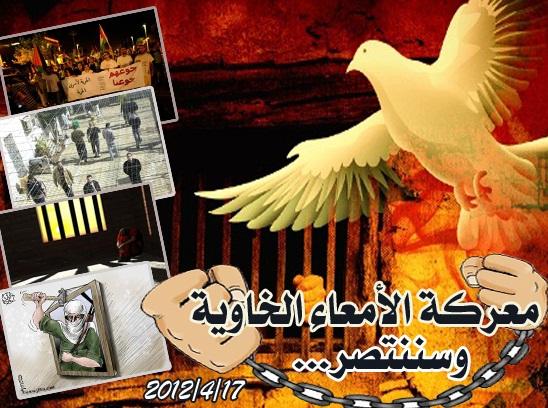 خروج عميد الأسرى المعزولين من العزل الإنفرادي وخطر الموت يتهدد سبعة اسرى