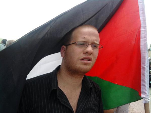 إحياء ذكرى النكبة في جامعة تل أبيب والشرطة تعتقل سكرتير التجمع الطلابي