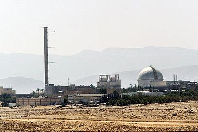 ايران تهدد بضرب مفاعل ديمونا في حال تعرض منشاتها لهجوم اسرائيلي