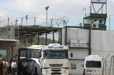 مصلحة السجون الاسرائيلية تقمع 200 أسير في مجيدو