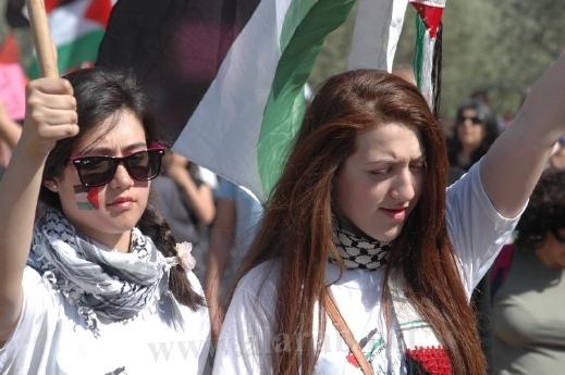 """""""هيرالد تربيون"""": فلسطينيو 48 يزدادون رفضاً لـ""""الخدمة المدنية"""""""