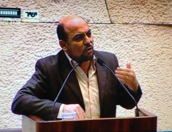النائب غنايم: أزمة السكن في المجتمع العربي مرتبطة بمصادرة الأرض
