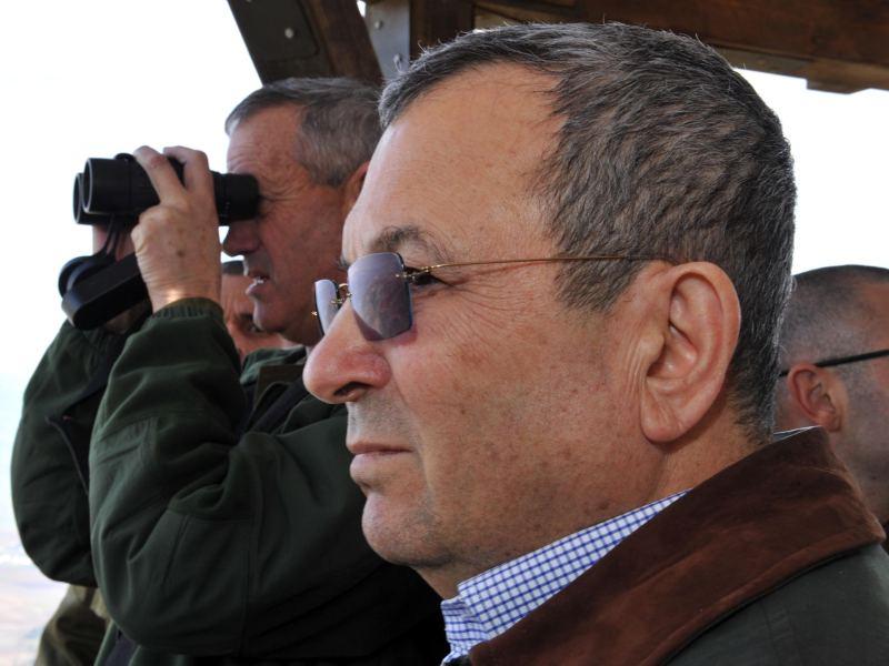 براك: إسرائيل تنشط لمنع وصول الأسلحة السورية للبنان وحزب الله