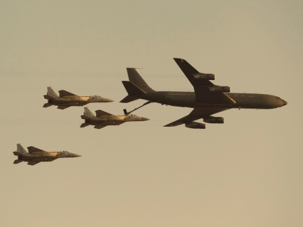 عريضة تطالب طياري سلاح الجو الاسرائيلي برفض أوامر عسكرية محتملة لمهاجمة إيران