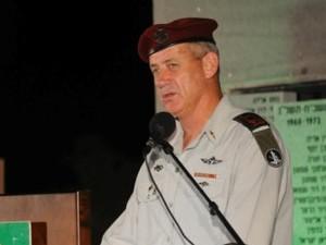 رئيس أركان الاحتلال يلوح بالقوة الفتاكة للجيش الإسرائيلي
