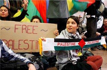 """نشطاء """"أهلاً بكم في فلسطين"""" يصلون الضفة الغربية اليوم"""