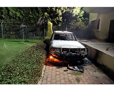 واشنطن: فريق من المارينز يتوجه الى ليبيا إثر هجوم على القنصلية