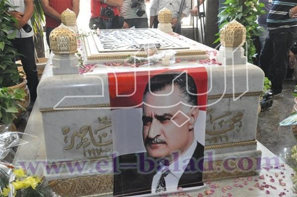 إحياء الذكرى ال42 لوفاة جمال عبد الناصر