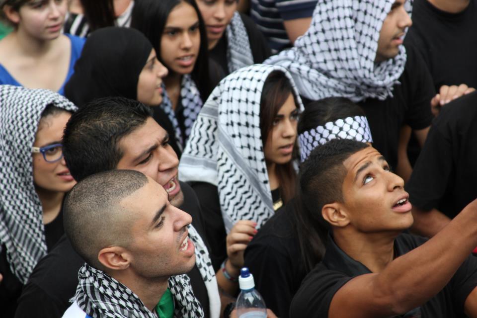 صور مسيرة إحياء هبة القدس والأقصى الثانية عشر - سخنين