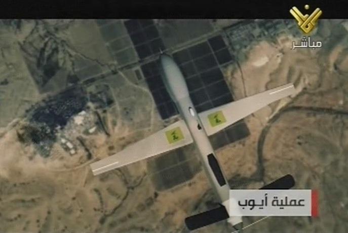 """""""صاندي تايمز"""": الطائرة بدون طيار صوّرت مواقع عسكرية قد يكون بينها مفاعل ديمونا"""
