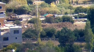 للمرة الأولى منذ حرب 73: نيران مدفعية اسرائيلية باتجاه الأراضي السورية