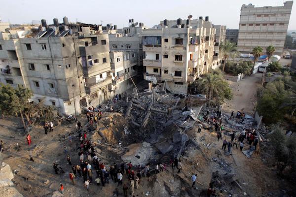 تقدير موقف: قراءة في الحرب الأخيرة على غزة: الدوافع والنتائج وآفاق المستقبل