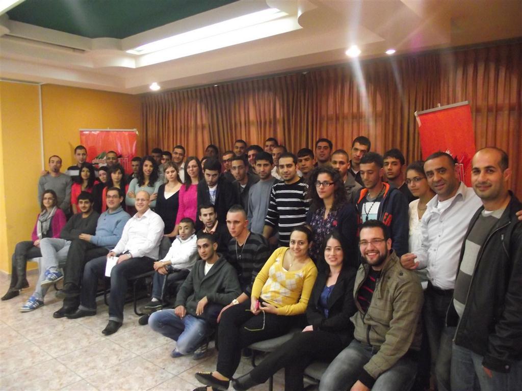اتحاد الشباب الوطني الديمقراطي يُنظم يوما دراسيا حول الإنتخابات المقبلة