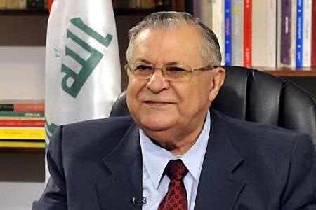 أنباء عن وفاة الرئيس العراقي جلال طالباني  نتيجة جلطة دماغية