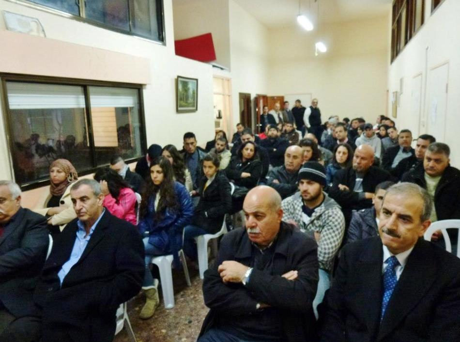 تجمع الناصرة يطلق حملته الانتخابية