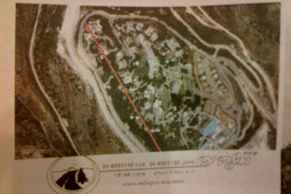 """لجنة التخطيط والبناء: قسم من كيبوتس """"مسغاف عام"""" يقع في الأراضي اللبنانية"""