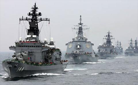 روسيا تجري مناورات بحرية هي الأضخم منذ انهيار الاتحاد السوفييتي