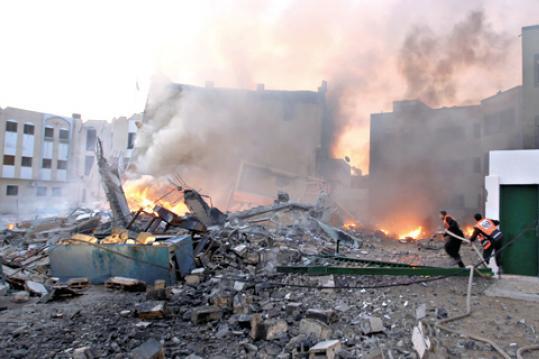 تقرير م.ت.ف لـ 2012: الاحتلال قتل 266 مواطنا وأصاب 2300 واعتقل 3 آلاف