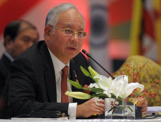 الرئاسة الفلسطينية تستنكر زيارة رئيس وزراء ماليزيا لقطاع غزة