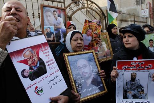 اعتصامات ومسيرات تضامنية مع الأسرى في الضفة الغربية
