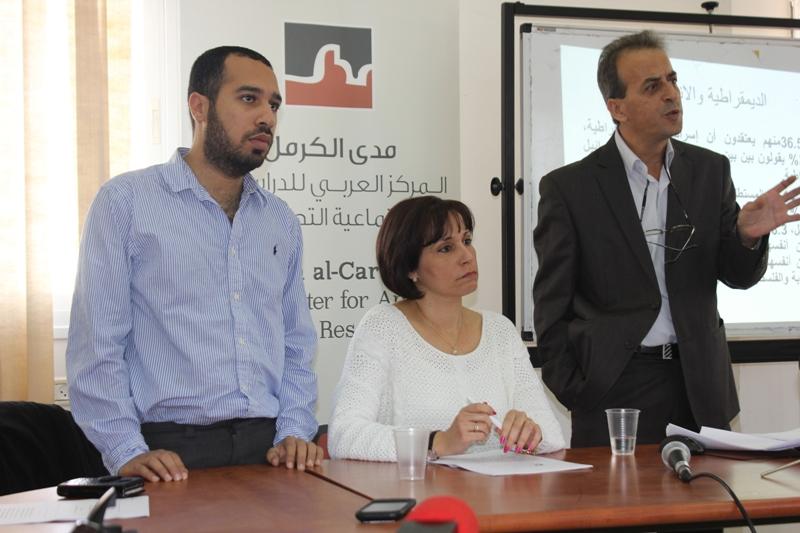 استطلاع مدى الكرمل: أكثر من 70% من الشباب العرب يرفضون الخدمة المدنية