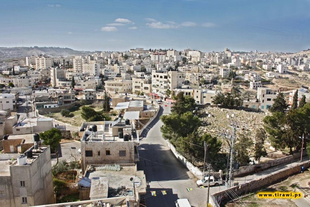 """الاحتلال يواصل عزل فندق """"كليف"""" في ابو ديس تمهيدا لمصادرته"""