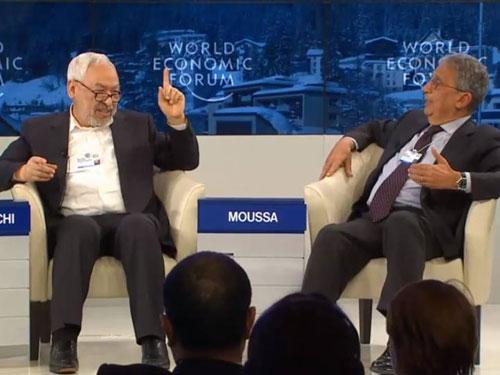فيديو: الغنوشي يكشف أمام عمرو موسى عن أهم درس أخذه من التجربة المصرية