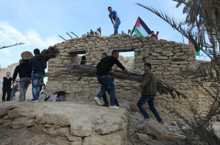 صورة اليوم: دير حجلة.. قرية فلسطينية جديدة في الأغوار