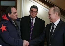 مصر تغيّر اتجاها: وفد عسكري روسي برئاسة قائد القوات الجوية يصل الى القاهرة