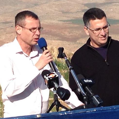 ساعار: الأغوار إسرائيلية وسيستمر الاستيطان فيها