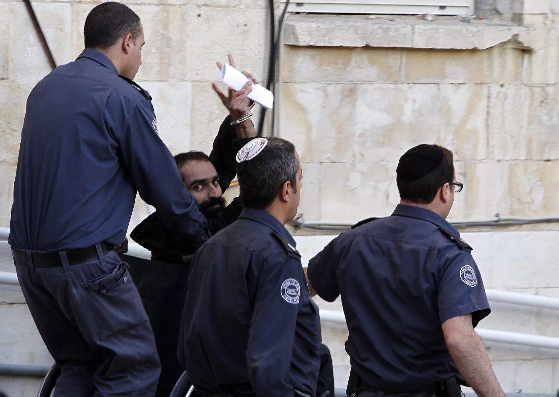 وزارة الأمن الداخلي تعمم  مشروع قانون الإطعام القسري للأسرى الفلسطينيين المضربين