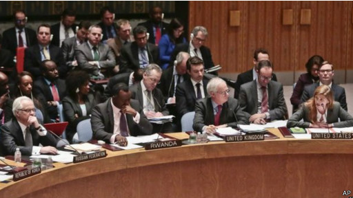 روسيا في الأمم المتحدة: يانوكوفيتش طلب إرسال قوات روسية لأوكرانيا