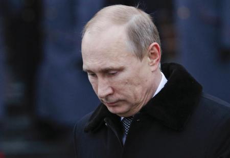 بوتين:  لجوء روسيا الى استخدام القوة في اوكرانيا هو خيار أخير