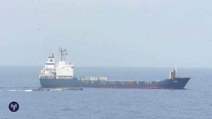 إيران تنفي صلتها بالسفينة: أكاذيب لا أساس لها من الصحة