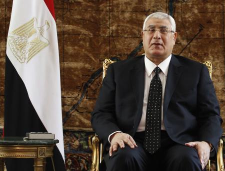 صدور قانون انتخابات الرئاسة بمصر وتحصين قرارات اللجنة المشرفة