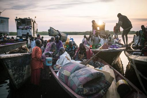 غرق 42 مهاجرا افريقيا قبالة السواحل اليمنية