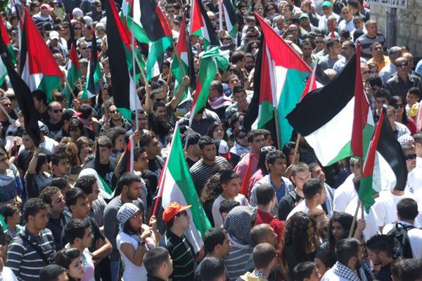 في ذكرى يوم الأرض: المتابعة العليا تدعو للالتزام بإعلان الإضراب العام والشامل