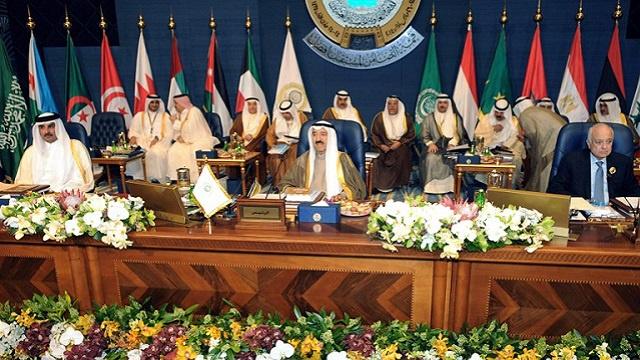 القمة العربية تجمع على رفض الاعتراف بإسرائيل دولة يهودية
