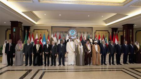 اعلان قمة الكويت: الدول العربية تتعهد بالعمل لإنهاء خلافاتها