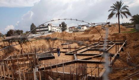 اسرائيل توافق على ادخال مواد لاستكمال بناء المستشفى التركي في القطاع