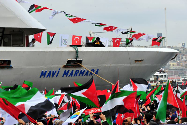 صحف تركية: أنباء عن اتفاق مصالحة وزيارة أردوغان لإسرائيل